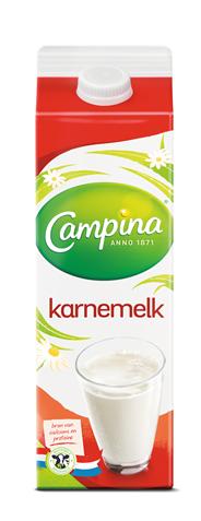 CAMPINA KARNEMELK 1L