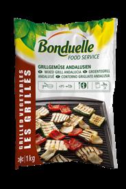 Bonduelle Groentegrill Andalusië 1 kg
