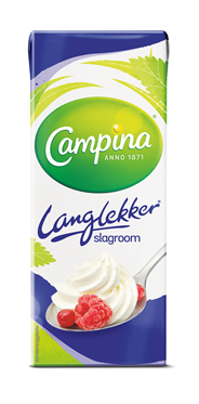 CAMP LANGLEKKER SLAGROOM 200ML