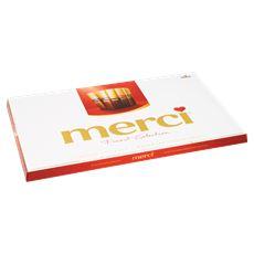 Merci Finest Selection 8 Verschillende Chocoladespecialiteiten 400 g
