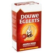 Douwe Egberts Aroma rood grove maling 6 x 250 gram