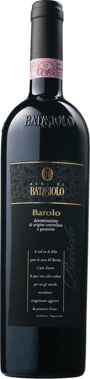 Beni di Batasiolo Barolo DOCG 6 x 750 ml