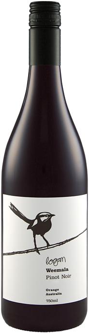 Logan Weemala Pinot noir 12 x 750 ml