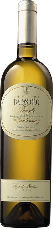 "Beni di Batasiolo Lange Chardonnay ""Serbato"" 6 x 750 ml"