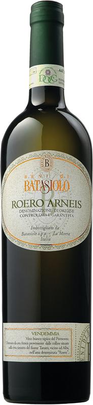 Beni di Batasiolo Roero Arneis DOCG 6 x 750 ml