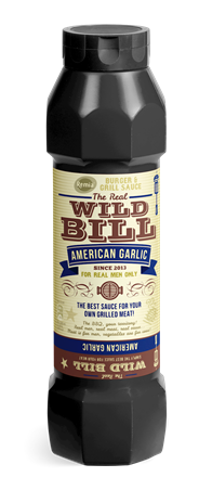 Remia Wild Bill American garlic saus 800 ml