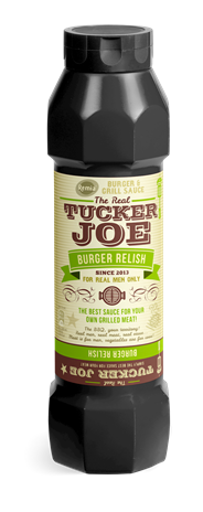Remia Tucker Joe Burger relish 750 ml