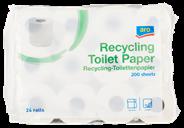 Aro Toiletpapier 2-laags 24 rollen