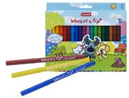 Bruynzeel Woezel & Pip Super viltstiften 20 stuks