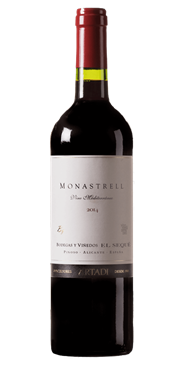 Monastrell by El Sequé 12 x 750 ml