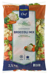 Metro Chef Broccoli 2,5 kg