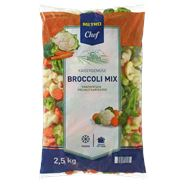 Metro Chef Broccoli/Bloemkool/Wortel mix 2,5 kg