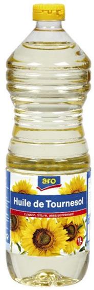 Aro Zonnebloemolie 1 liter