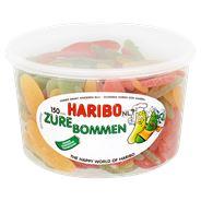 Haribo Zure Bommen 150 Pièces 1350 g