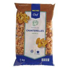 Metro Chef Chanterelles 1 kg
