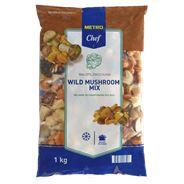 Metro Chef Wilde champignons 1 kg