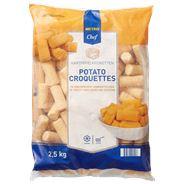 Metro Chef Aardappelkroketten 2,5 kg