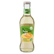 Fuze tea Green Tea Mango Harmony Ret Gl Bot 0.2L 1x