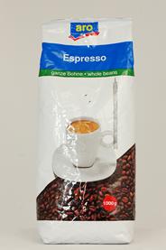 Aro Espressobonen 6 x 1 kg