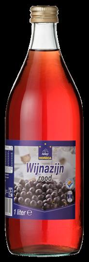 Horeca Select Rode wijnazijn 1 liter