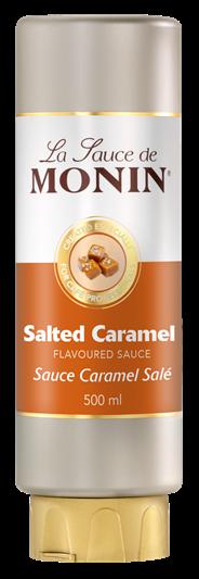 Monin Topping Karamel 500 ml