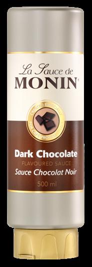 Monin Topping Chocolade 500 ml