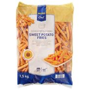 Metro Chef Sweet Potato Frites 2,5 kg
