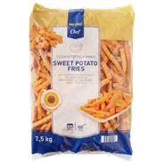 Metro Chef Sweet Potato Frites 2,5 kg