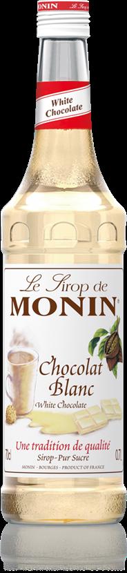 Monin Witte chocolade 70 cl