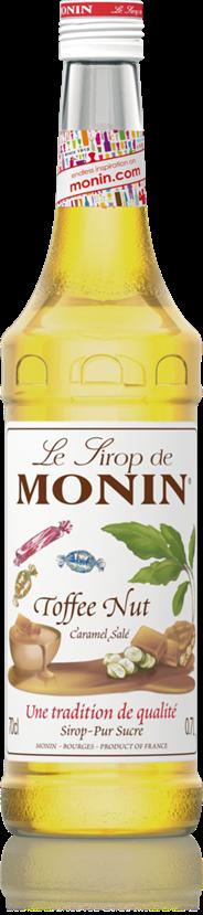 Monin Toffee Nut 70 cl