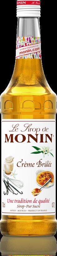 Monin Crème Brulee 70 cl