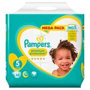 Pampers Premium Protection Maat 5, 11-16kg, 68 Luiers