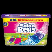 Color Reus Duo Caps XXL 60 Wasbeurten