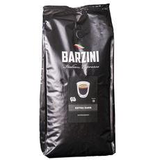 Barzini Espressobonen Extra dark roast 1 kg