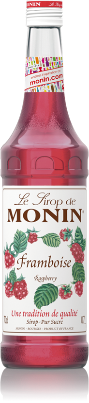 Monin Framboos 70 cl
