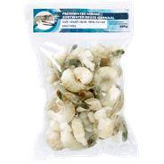 Fisherman's Choice Rauwe zoetwater garnalen easy peel 800 gram