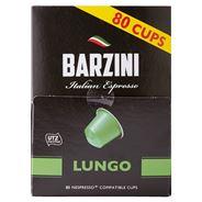 Barzini Lungo 80 capsules