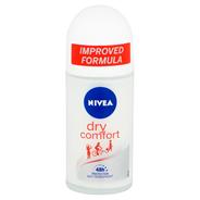 Nivea Men Dry comfort anti-transparant roller 50 ml