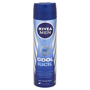 Nivea Men Cool Kick anti-transpirant spray 150 ml