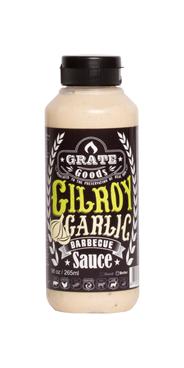 Grate Goods Gilroy Garlic barbecuesaus 265 ml
