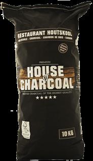 House of Charcoal Restaurant houtskool 10 kg