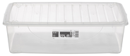 Tarrington House Clear Box laag + deksel 27 liter