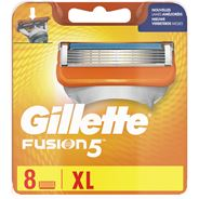 Gillette Fusion5 Scheermesjes Voor Mannen, 8 Navulmesjes