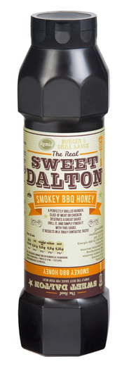 REMI B&G SMOKEY HON BBQ 800ML