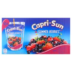 Capri-Sun Summer Berries 10 x 200 ml