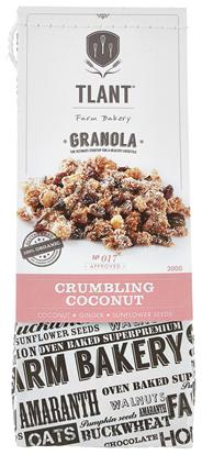 TLANT Granola Crumbling Coconut