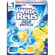 Witte Reus Geur Switch Oceaan / Citrus Toiletblok 50 g