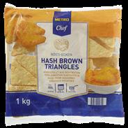Metro Chef Hashbrown driehoeken 1 kg