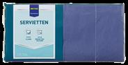 Metro Professional Servetten 33 cm 2-laags blauw 250 stuks