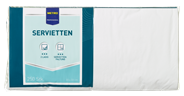 Metro Professional Servetten 33 cm 2-laags wit 250 stuks